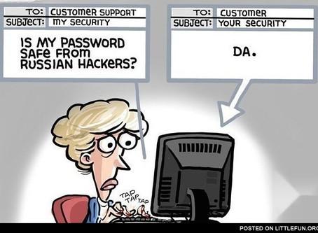 Having a Secure Passphrase (Password)