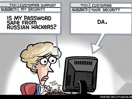 Having a Secure Passphrase (Password)