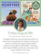 Author Spotlight: Candace Fleming
