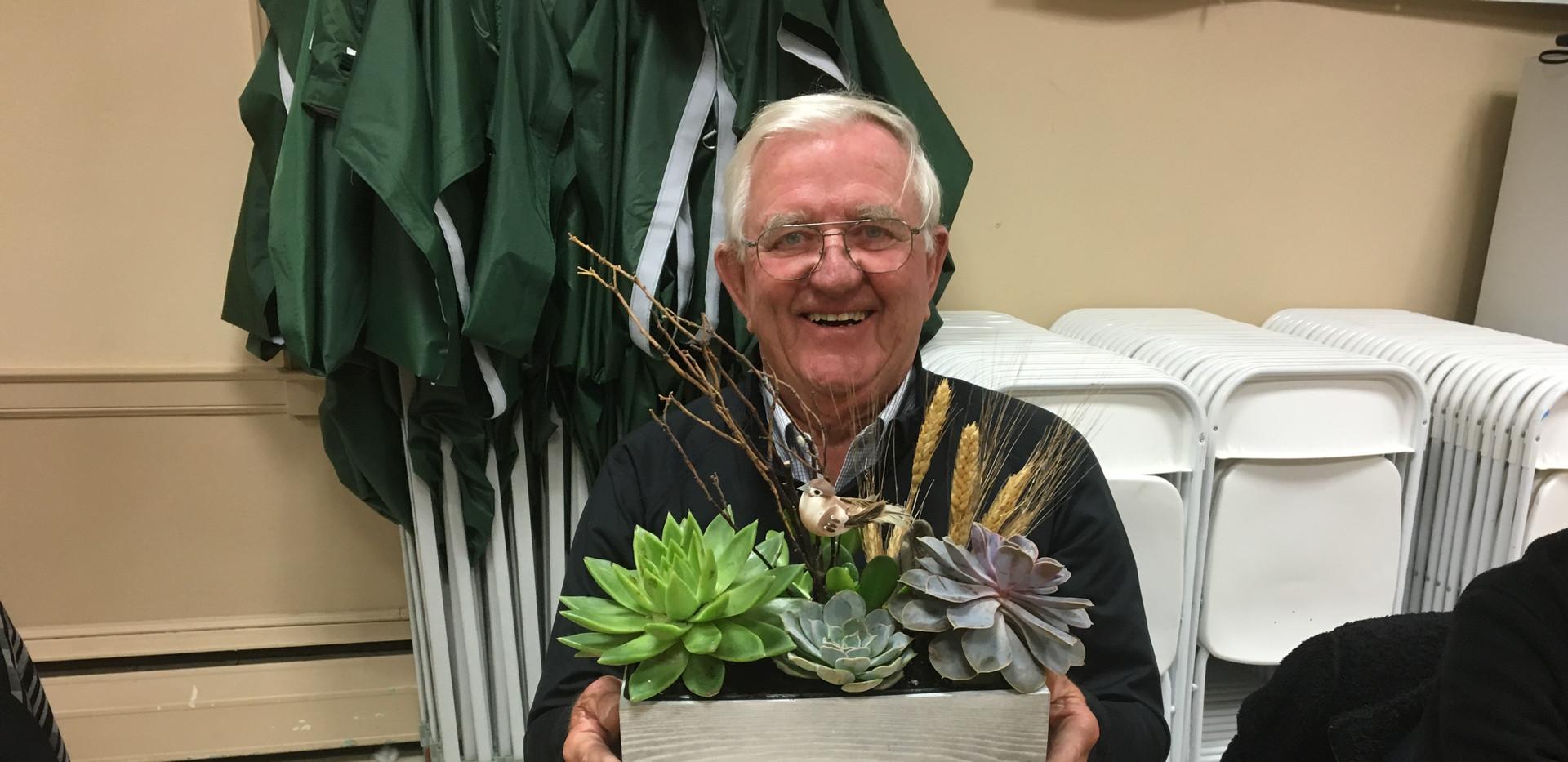 Floral Arrangement: Succulents