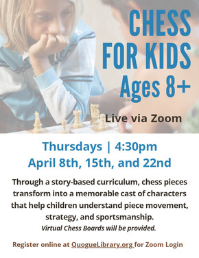 Chess for Kids Ages 8+