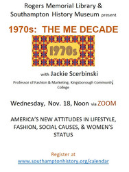 1970's The Me Decade