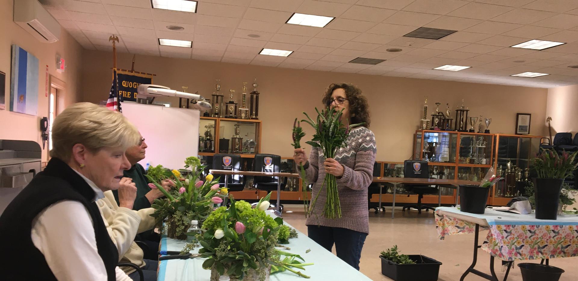 Floral Arrangement: Spring