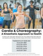 Cardio & Choreography