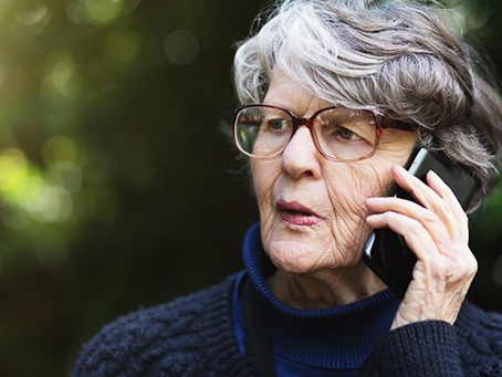 Seniors... Don't Get Caught in the Robocall-Scam Trap!