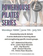 Powerhouse Pilates Series