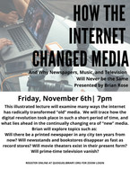 How the Internet Changed media