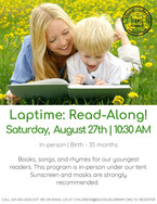 Laptime Read-Along