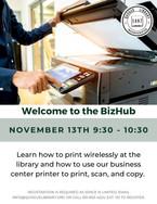 Welcome to the BizHub