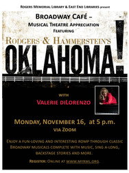Valerie diLorenzo Broadway Cafe Oklahoma