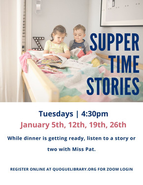 Supper Time Stories
