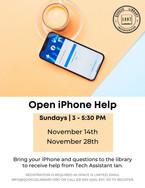 Open iPhone Help