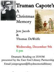 Truman Capote's A Christmas Story