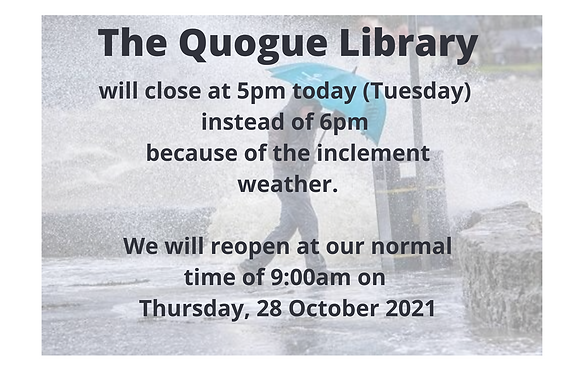 QL Close early due to Inclement Weather.png