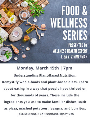 Food & Wellness Series