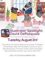 Illustrator Spotlight: David DePasquale