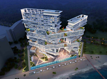 Building Services Specifications and LEED Accreditation of Eclat Services Apartment at Huizhou, PRC
