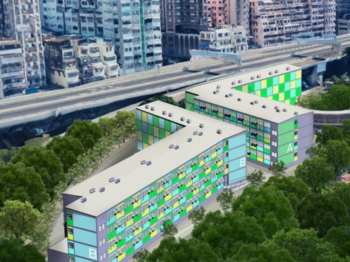 Modular Integrated Construction Housing Development at Yen Chow Street