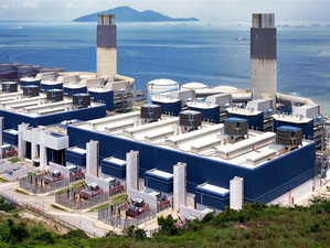 ICE Services for Combined Cycle Gas Turbine for CLP