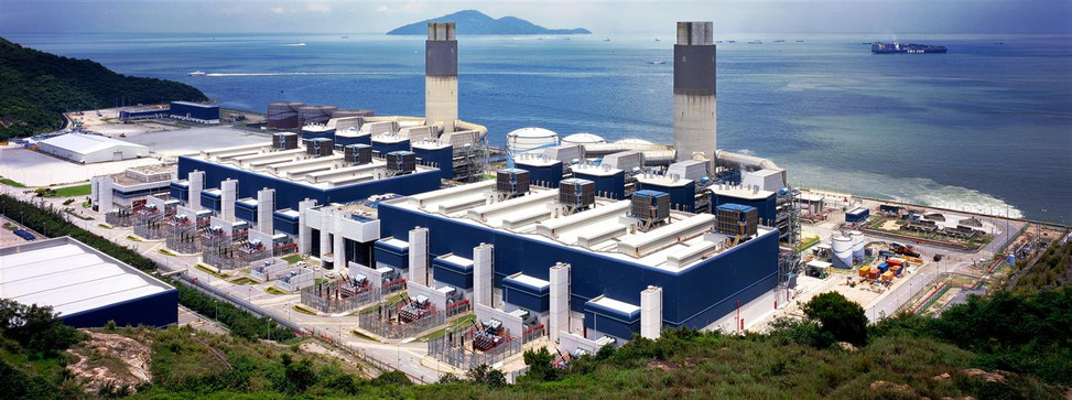 ICE for Black Point Power Station, Hong Kong