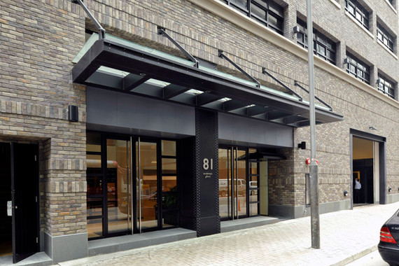 Contempo Place Industrial Building Conversion
