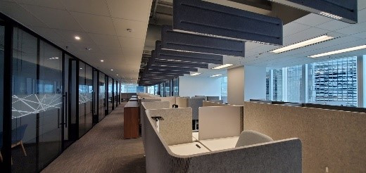 MEP Consultancy for the Heidrick & Struggles (H&S) Hong Kong Limited Office Renovation