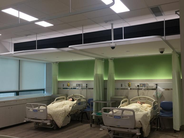 Hong Kong Baptist University Nursing Laboratory