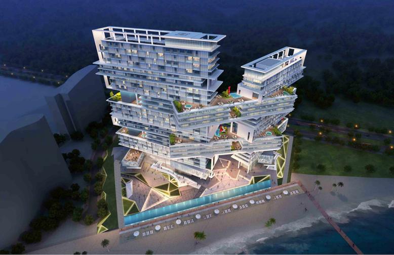 Eclat Services Apartment, Huidong PRC