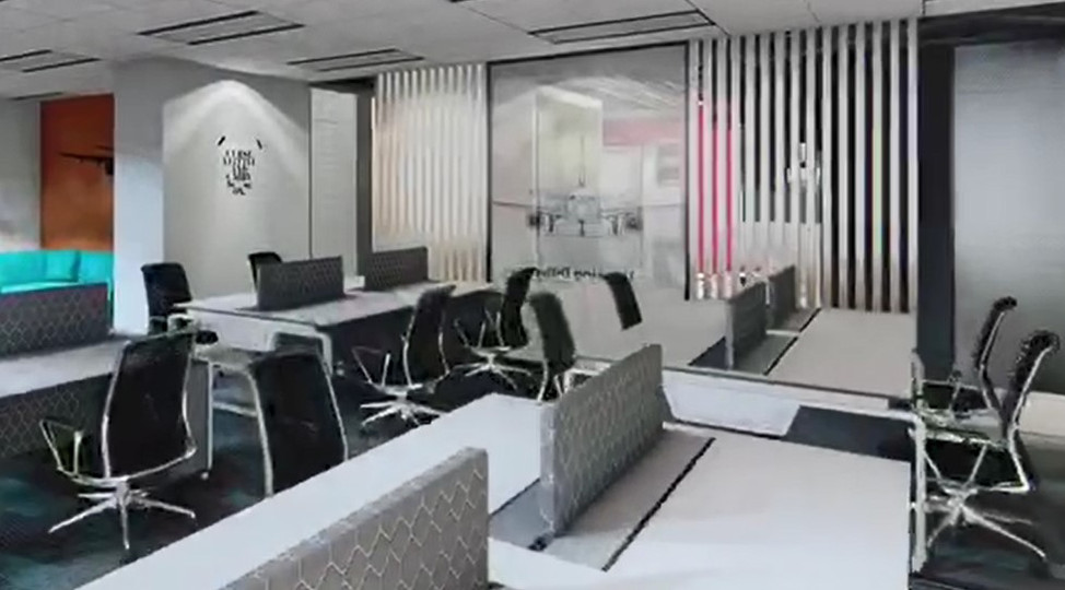 Goshawk, Hong Kong Office Fitting-Out Project