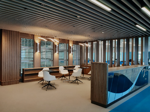 InnoHK Laboratory Spaces at Hong Kong Science Park