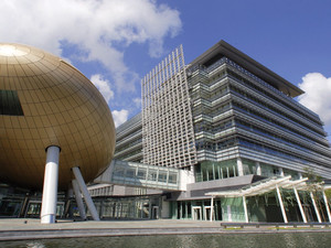 DCS Extension Works for Hong Kong Science and Technology Parks