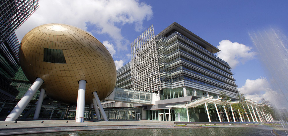 DCS Extension Works for Hong Kong Science Park