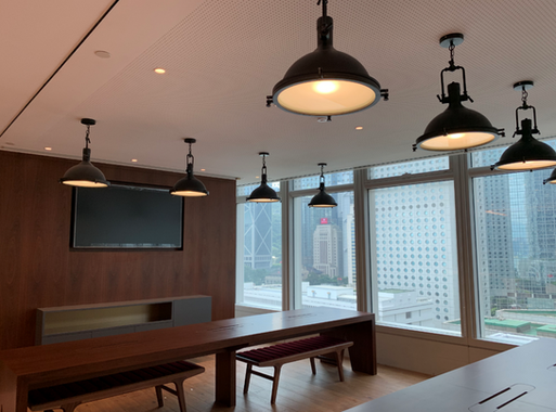 Blackstone, Hong Kong Office Expansion