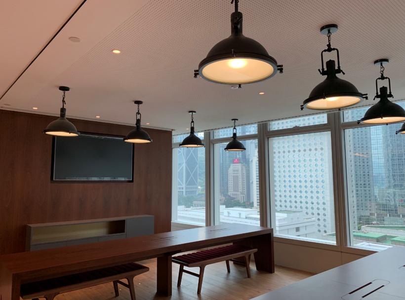 Blackstone, Hong Kong Office Expansion