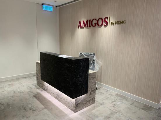 Fitting out works for Hong Kong Mortgage Company, Hong Kong
