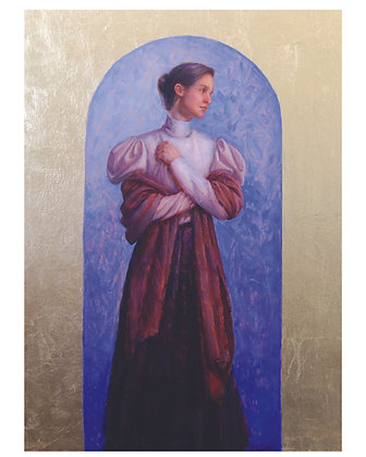 "8x10"" print ""Emma Hale Smith: Woman of Sorrows"""