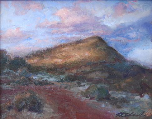 Desert Sunset no. 1