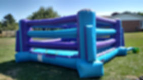 Happy Feet Bounce House