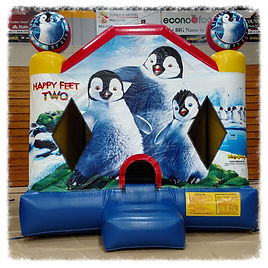 Happy Feet Bounce House