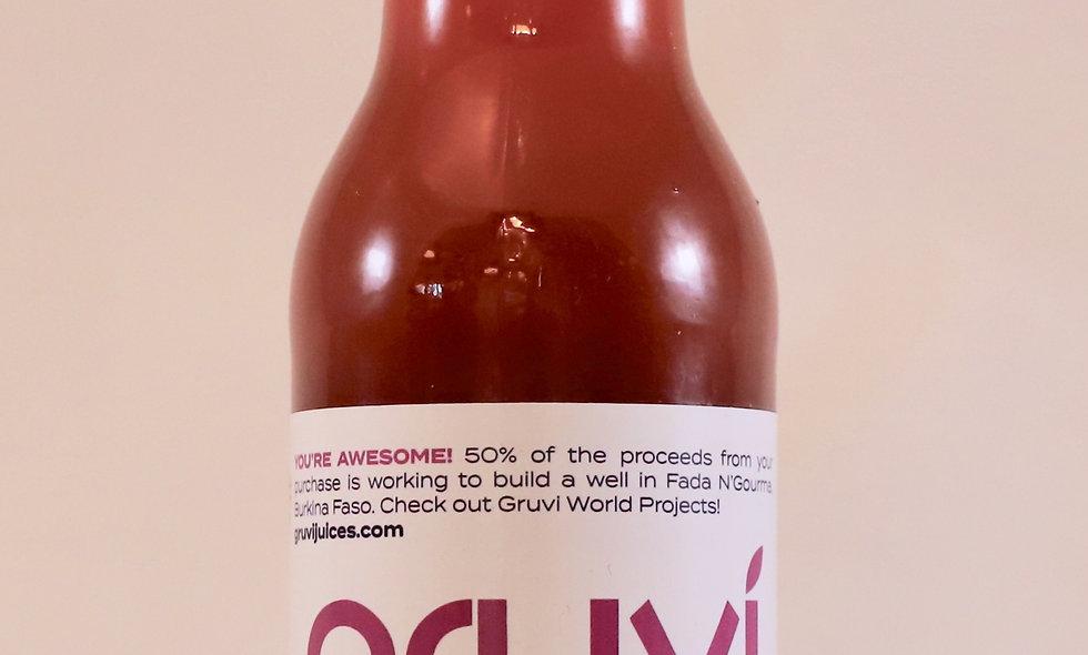 Gruvi Kombucha  - 12 Bottles