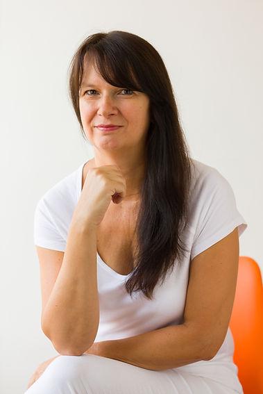 Massagetherapeut Martine portret