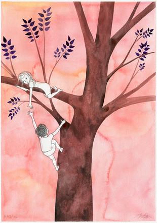 Klatretræet