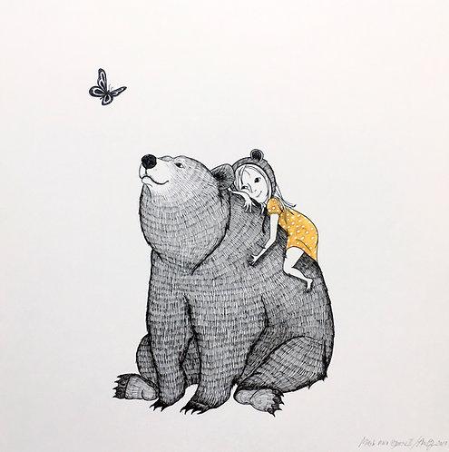 ORIGINAL : Mig & min bjørn II