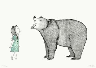 Mig & min bjørn (brølet)
