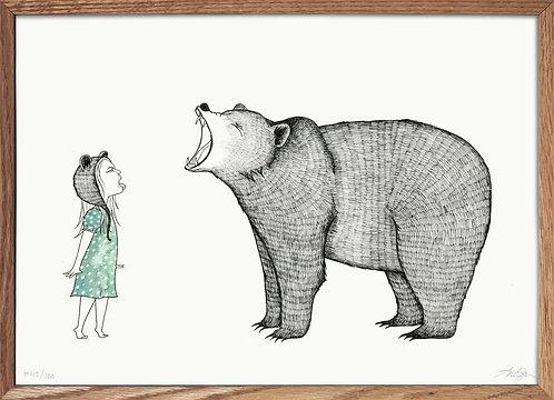 Mig og min bjørn I (brølet)