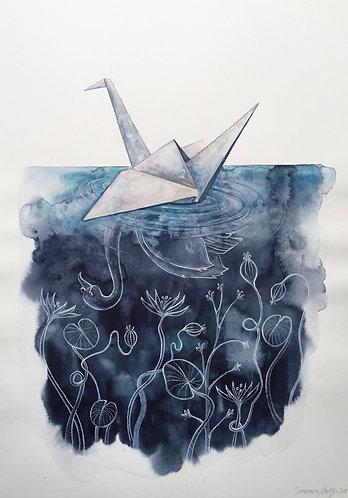 ORIGINAL : Svanesøen