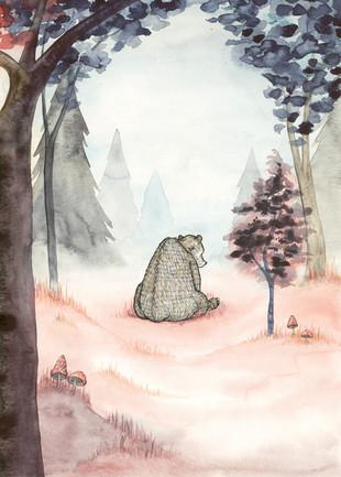 Bjørnebarn