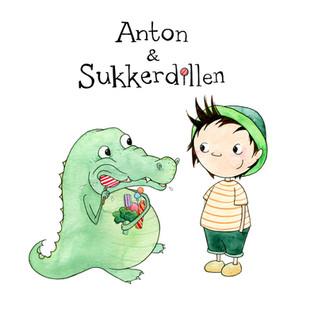 Anton & Sukkerdillen