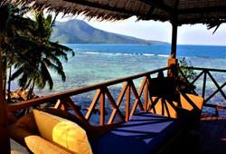 Esplanade Abode Honeymoon Suite Breve Azurine Lagoon Resort Karimunjawa