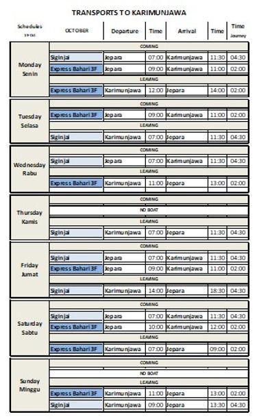Boat Schedules on 01 October 2021 Onine.jpg